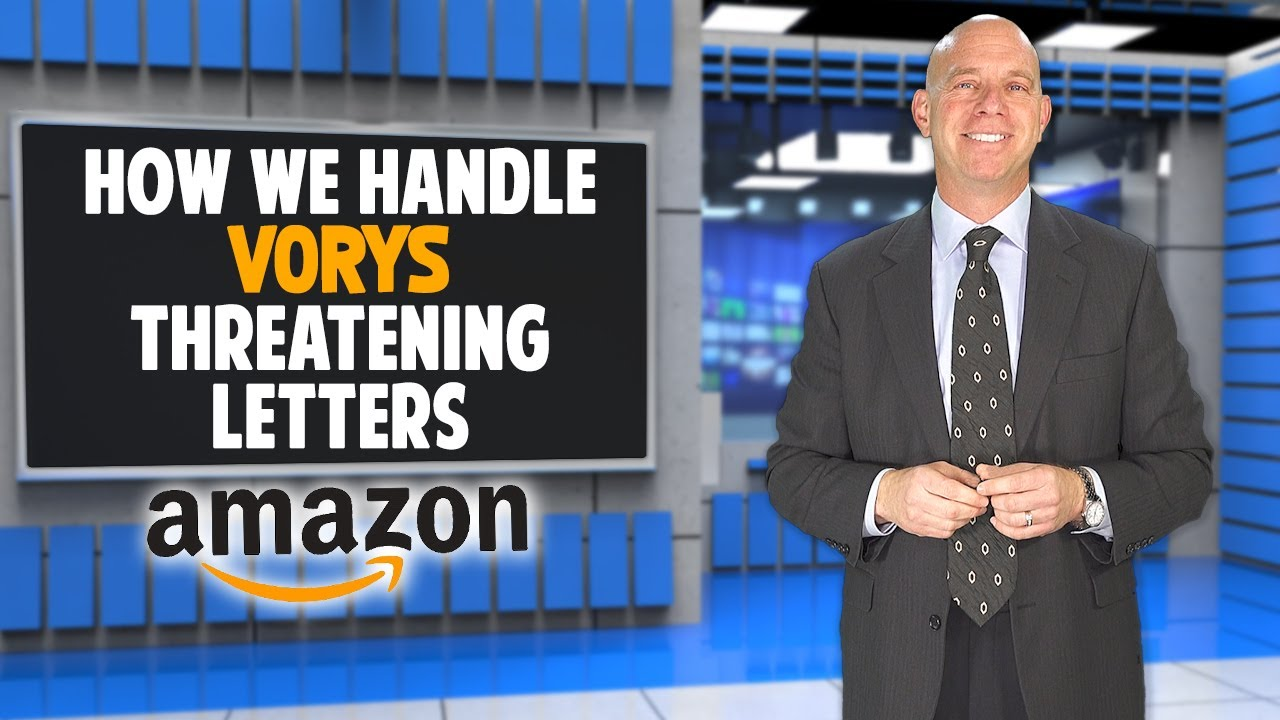 Fighting Threatening VORYS Letters - How We Handle Potential Lawsuit Claims Against Amazon Sellers