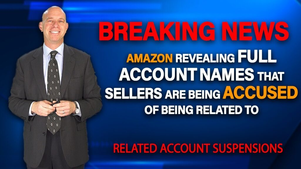 Amazon Releases Seller Information EXPLOITING Sellers' Identification