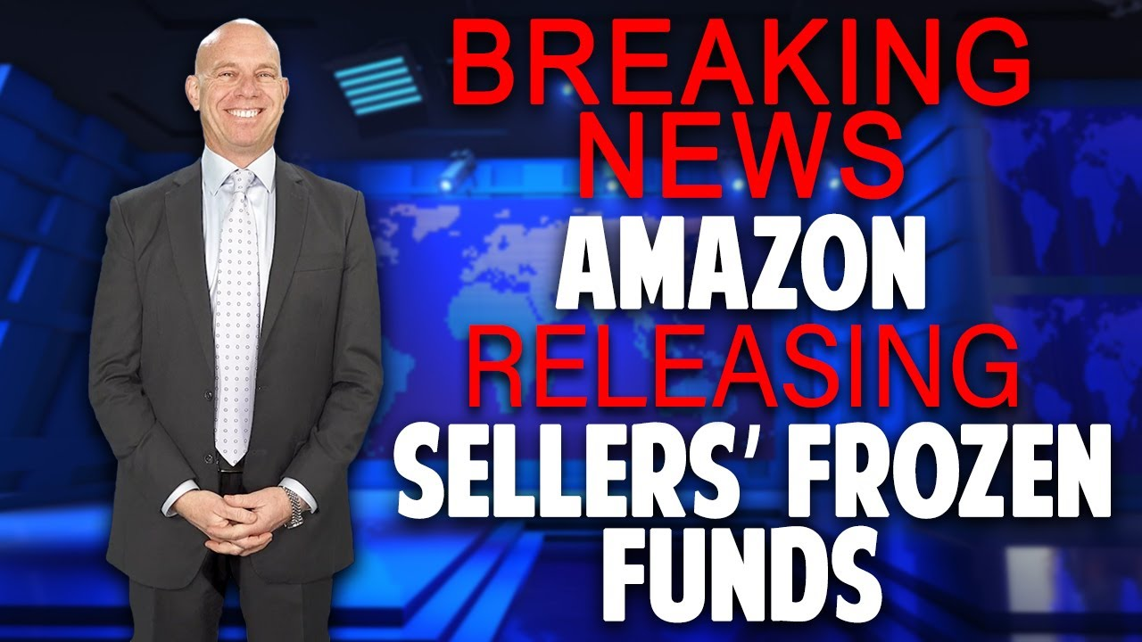 Amazon Releases Sellers' Frozen Funds with Winning Appeals