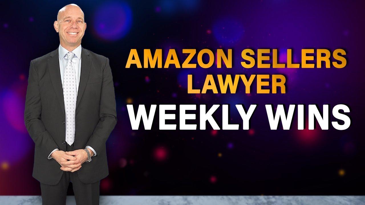 Fighting Baseless IP Complaints & Winning Reinstatements - Amazon Sellers Lawyer Success