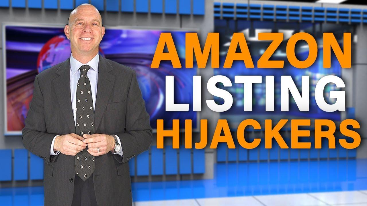 Amazon Sellers Hacked, Hijacking & Manipulated Seller Listings