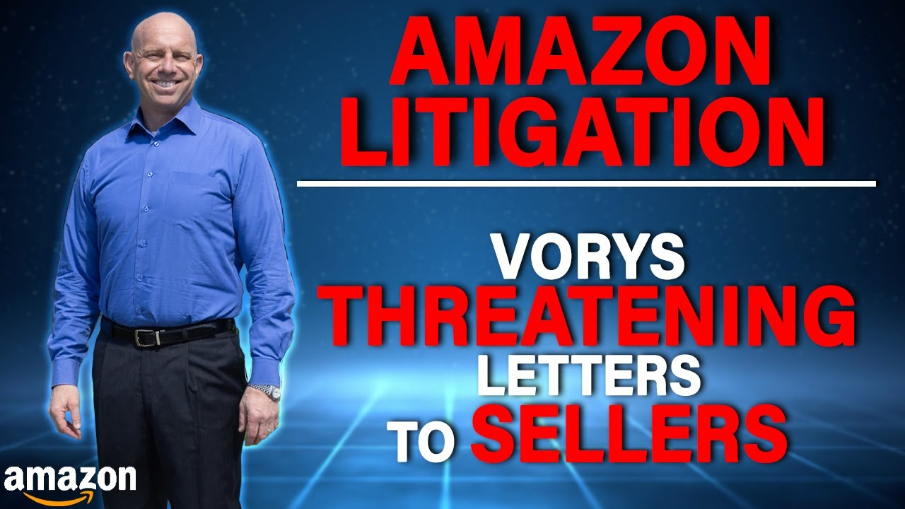 AMZ Sellers Have No Obligation to Respond to Baseless VORYS Letters