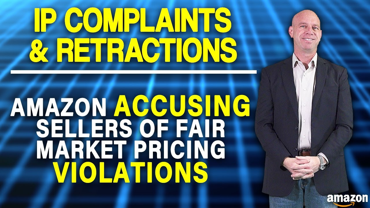Amazon Releasing Sellers' Confidential Info. on Price Gouging / Fair Market Pricing Violations