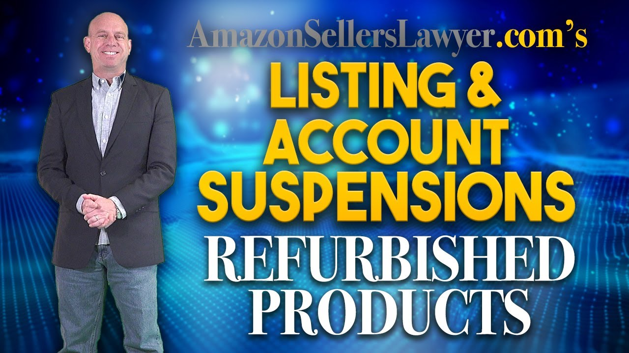 Amazon Sellers, DO NOT Re-Apply Trademarks to Certified Refurbished Items