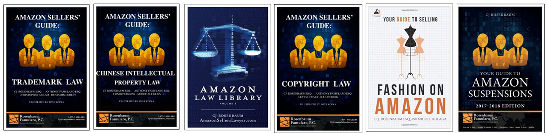 BOOKS for AMZ sellers