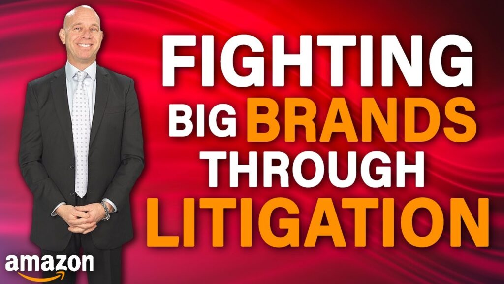 Fighting Back Against Big Brands on Amazon through Litigation after Sellers Receive Cease & Desist Letter - Litigation attorneys for ecommerce