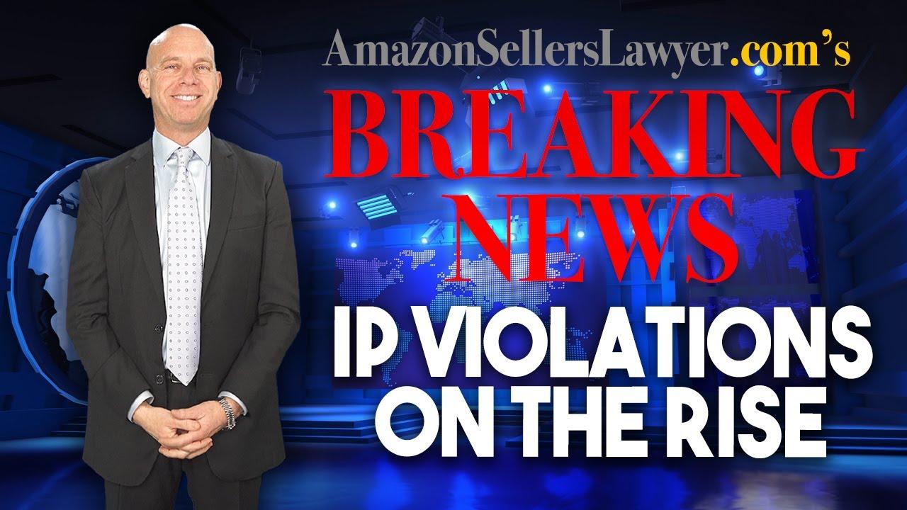 Amazon Accusing Sellers of IP Violations Suspending Accounts