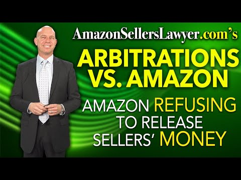 representing Amazon sellers in arbitration