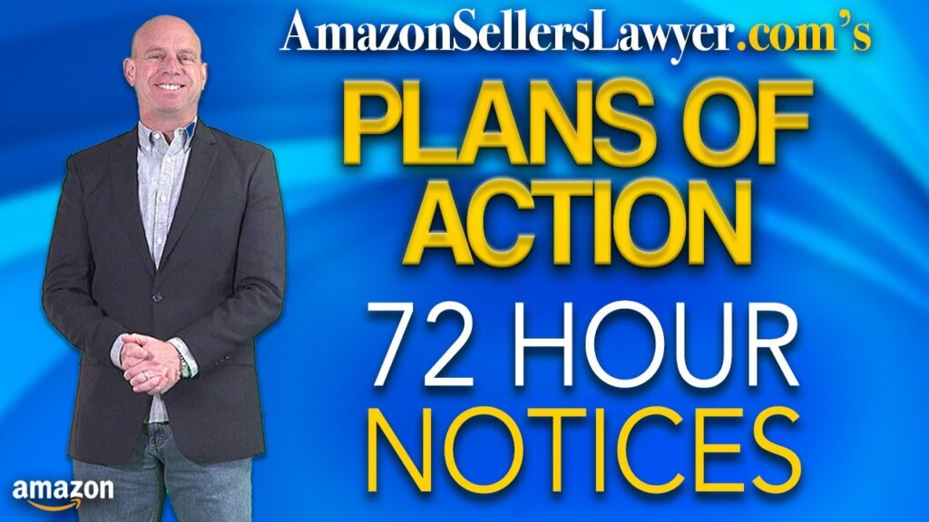 72 Hour Suspension Notices for Inauthentic Allegations on Amazon