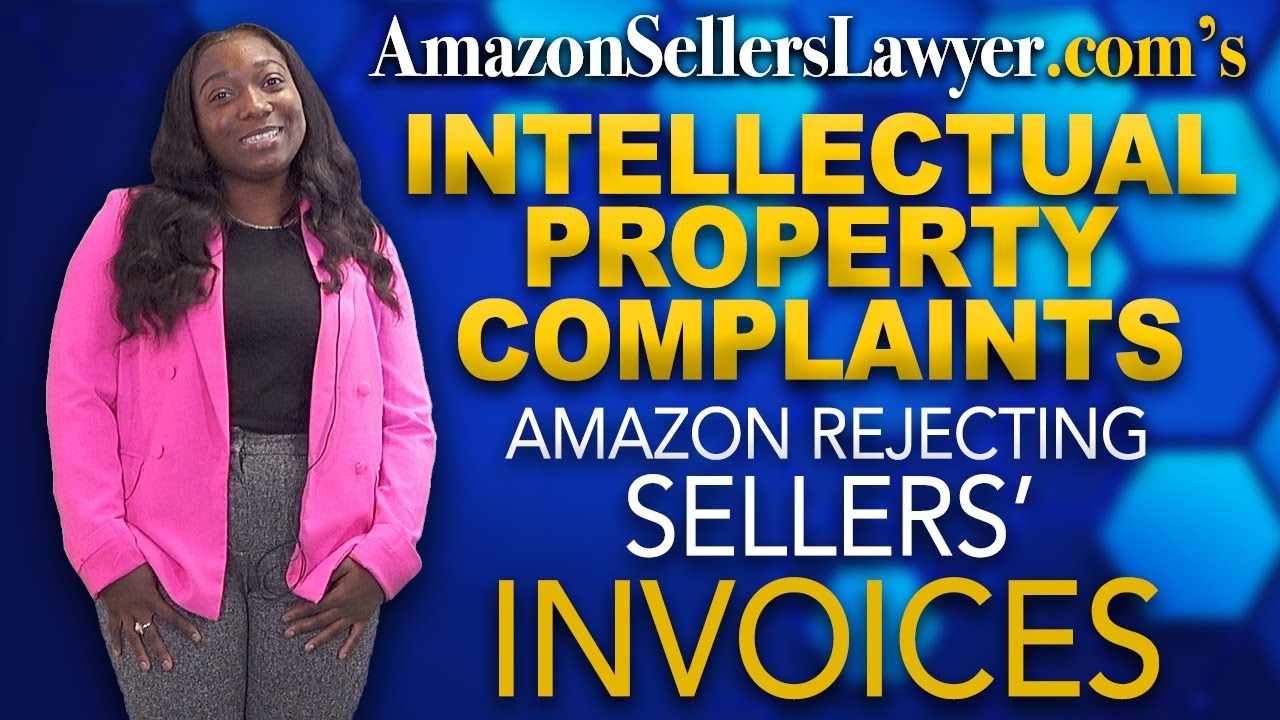Amazon Rejecting Sellers' Invoices if Quantity Doesn't Match Sales Sold For The Year