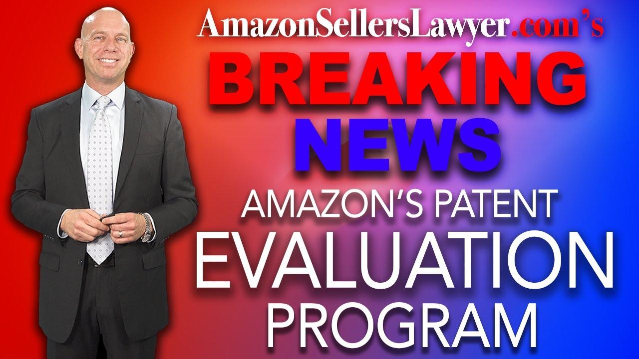 Amazon's Patent Evaluation Program Now Resolves Design Patent Issues