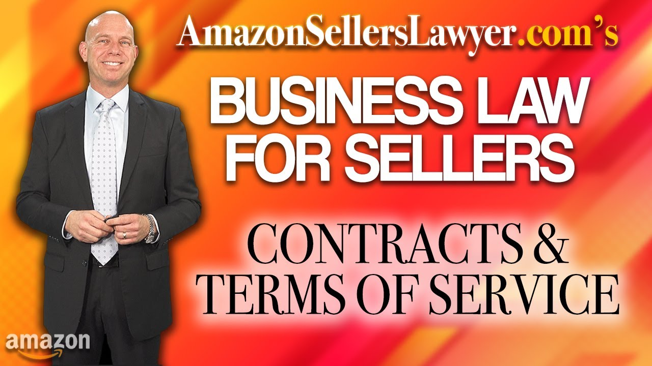 Business Lawyers Reviewing Contracts & Terms of Service for AMZ Sellers