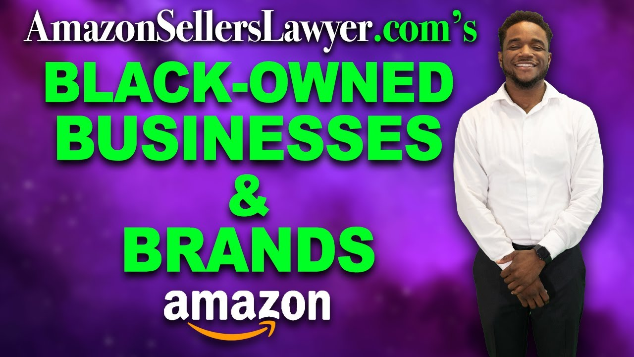 Supporting Black-Owned Businesses & Brands When Sellers Receive False Trademark Complaints on Amazon