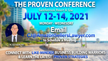 The Proven Conference, JULY 12 – 14, 2021, Tampa, FL