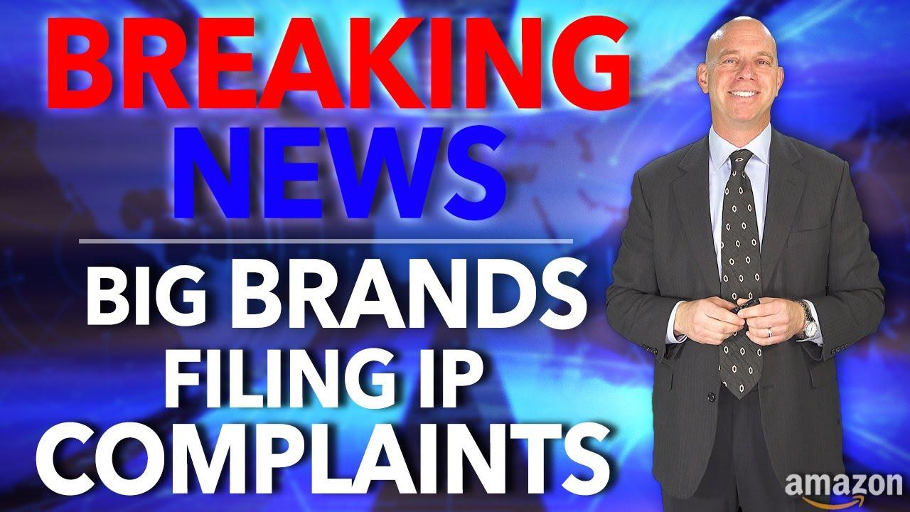 Warner Bros. Filing Valid Infringement IP Complaints Against Sellers