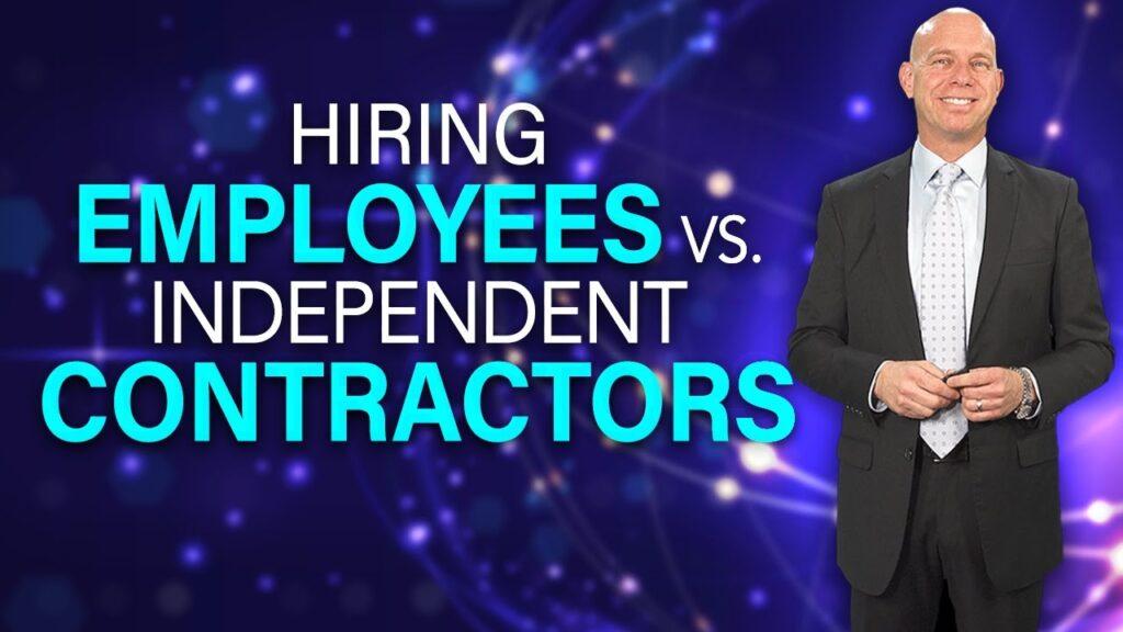 Amazon Business Owners Misclassifying Workers - Understanding Independent Contractors vs. Employees