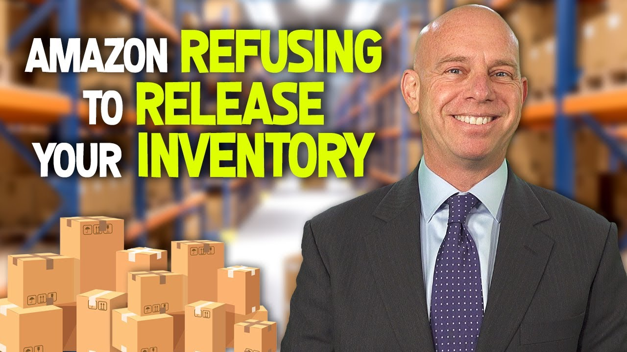 Amazon refuses to release sellers' funds