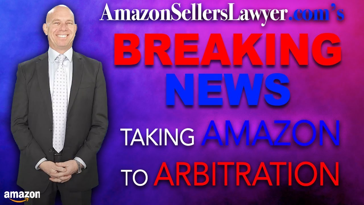 Amazon Seller Arbitration - When Opposing Counsel Does Not Cooperate Fast Enough