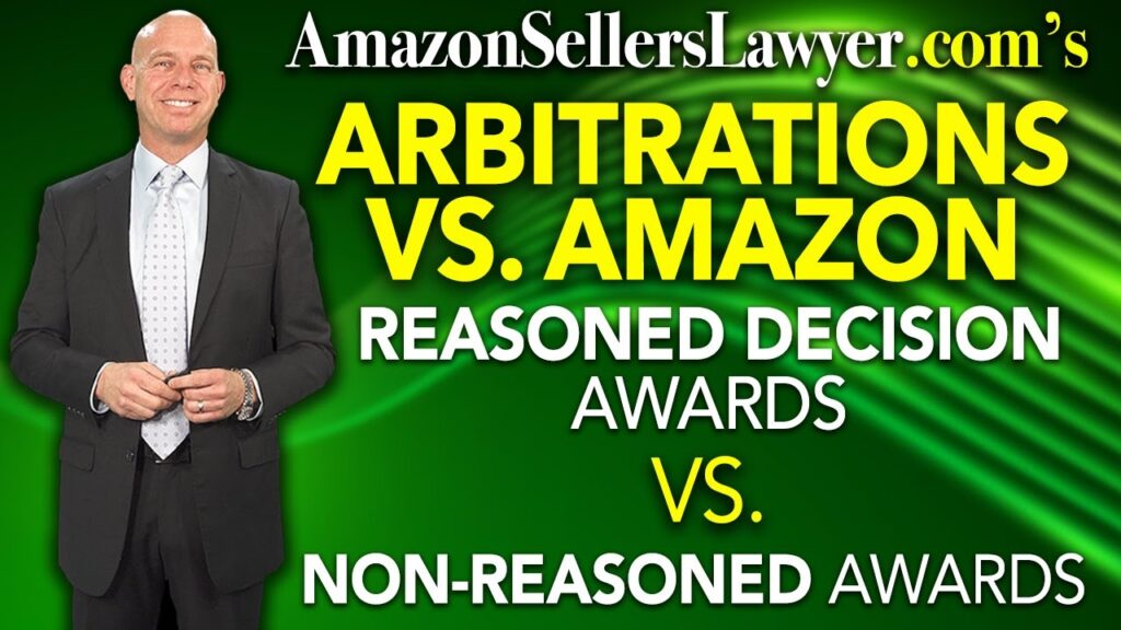 Taking Amazon to Arbitration: Difference Between Reasoned & Non-Reasoned Awards
