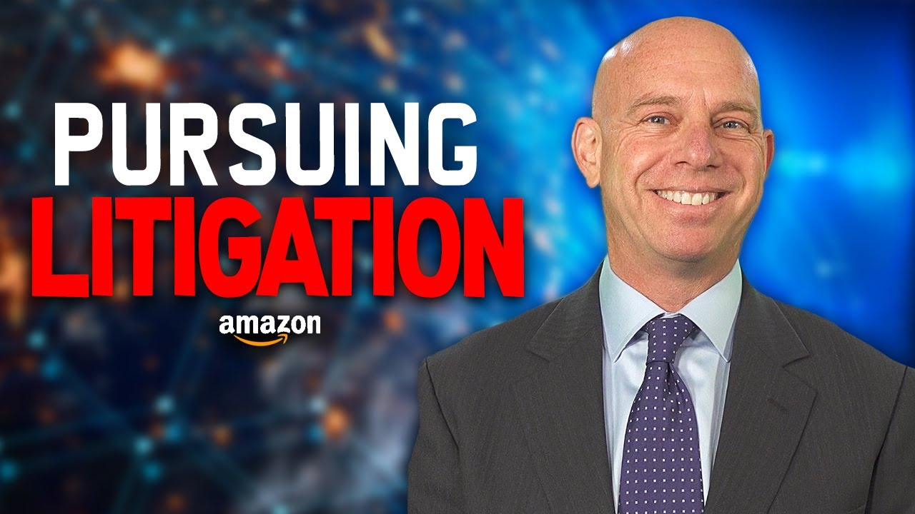 Amazon sellers who've been sued