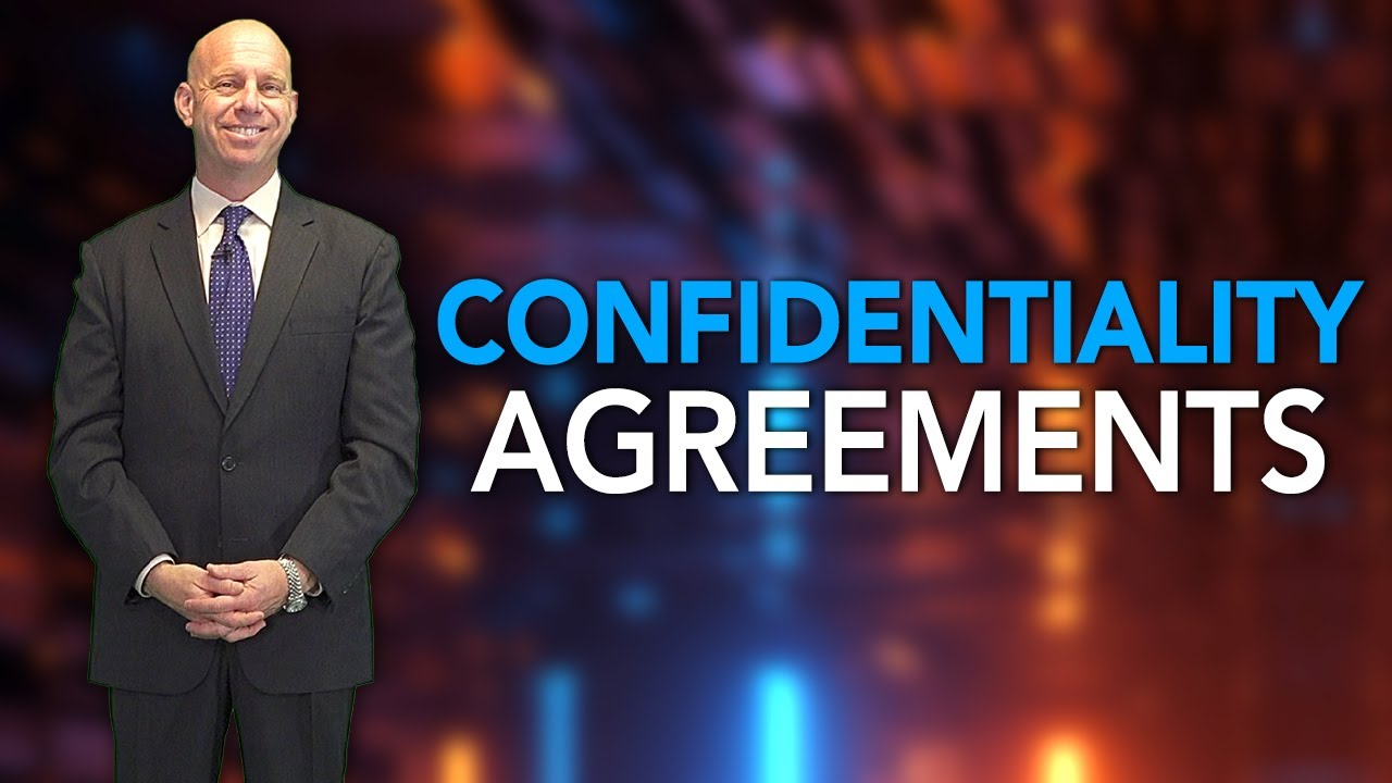 Confidentiality Agreements are Vital for Sellers Selling a Brand Business