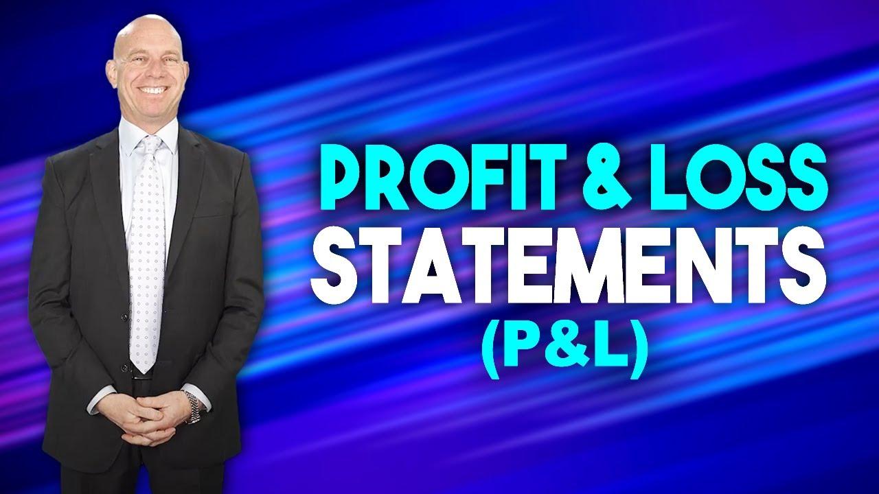 P&L statements