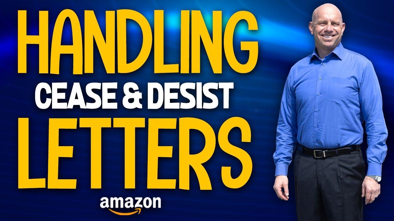 baseless cease & desist letter