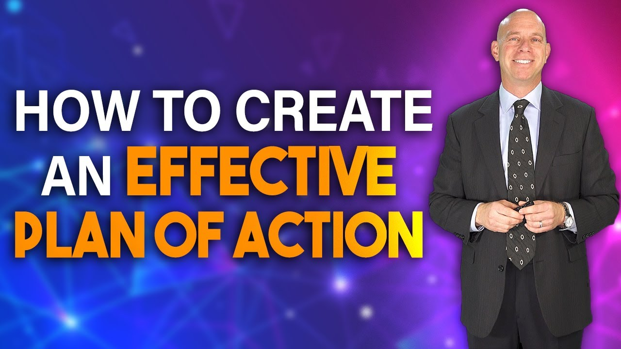 effective Plan of Action