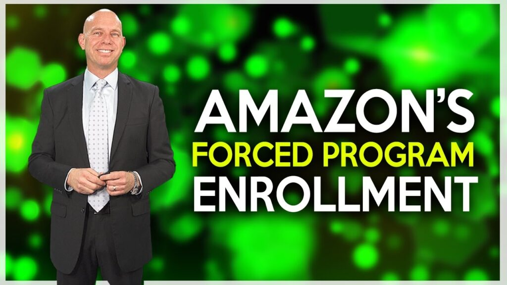 Amazon Enabling NARF PROGRAM Without Seller Consent