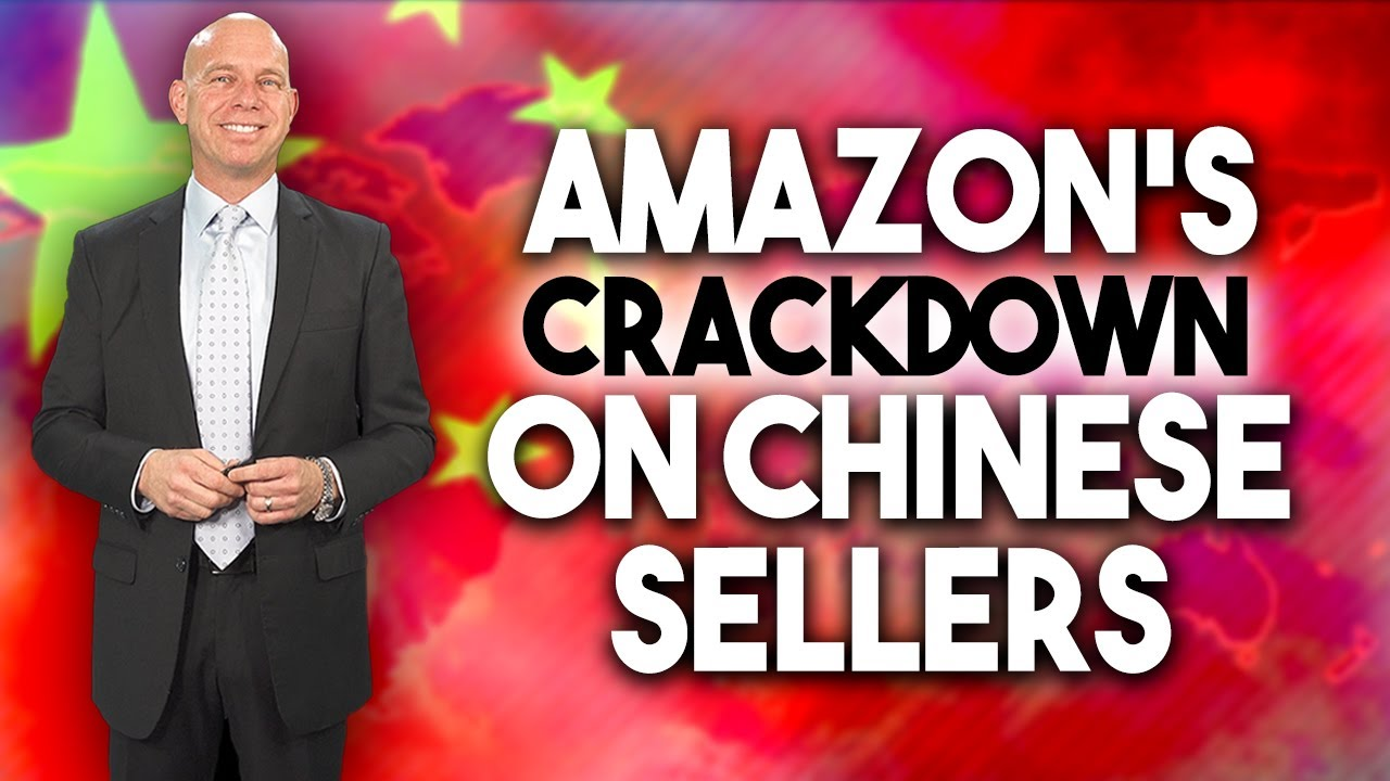Amazon SHUTS DOWN Chinese Sellers & Bans Account Use
