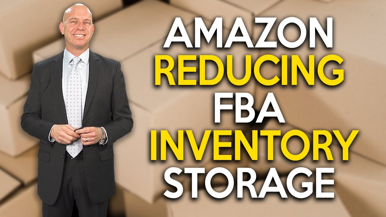 FBA INVENTORY AT CAPACITY - LIMITS RESTRICTED - AMAZON REDUCING STORAGE WITH NO WARNING