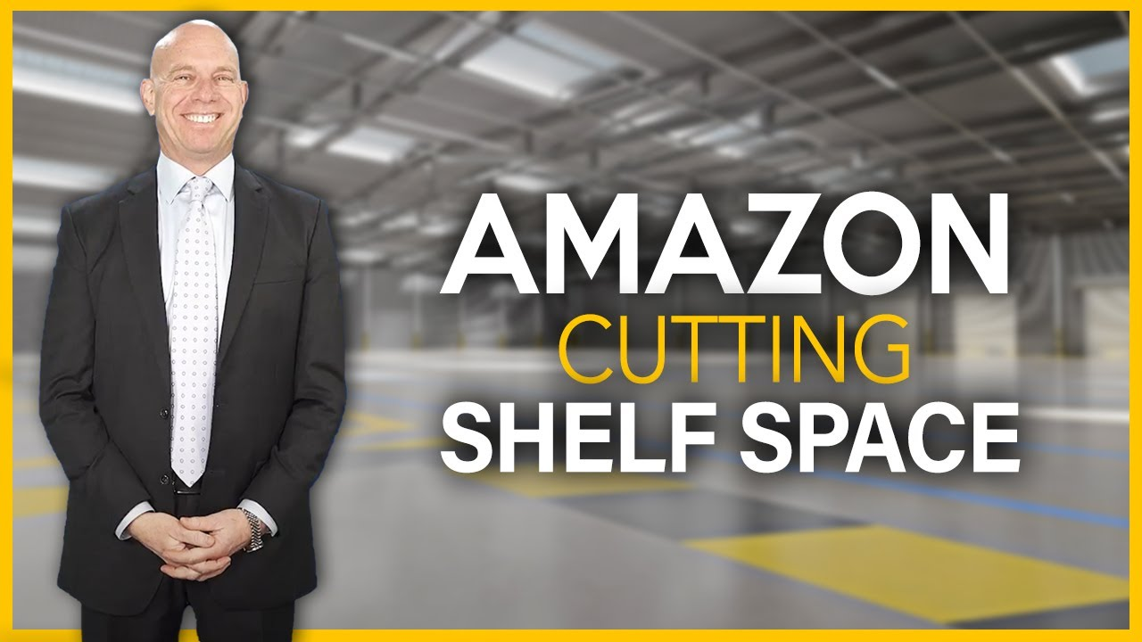 Fulfilled by Merchant Sellers - Amazon Restricting Oversized Item Inventory Shelf Space