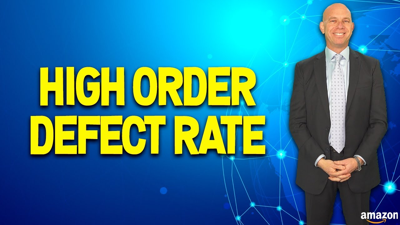 High Order Defect Rate Suspensions on Amazon