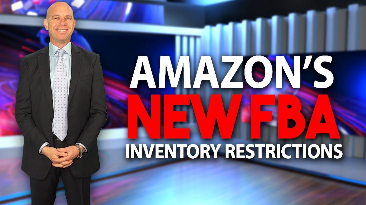 Amazon's FBA inventory restrictions