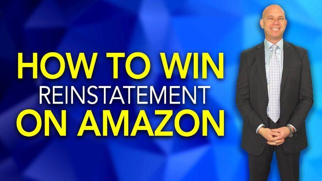 account suspensions on Amazon