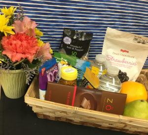 Career Candidate Welcome Basket One