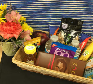 Career Candidate Welcome Basket Two