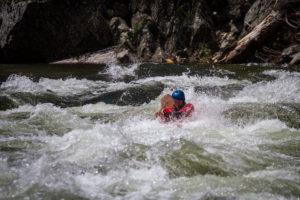 Nick Hinds Kayaking