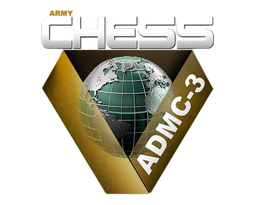 Army Chess ADMC3 Logo