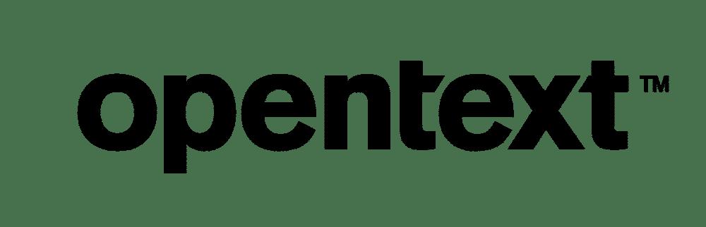 Opentext Logo png