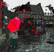 Quebec-City-Rain
