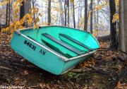Reservoir-Boat-Croton-Reservoir
