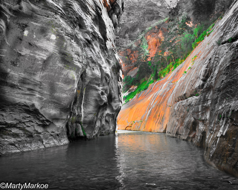 Slot-Canyon-Zion