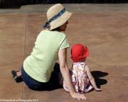 Woman-Child-Rockefeller-State-Park