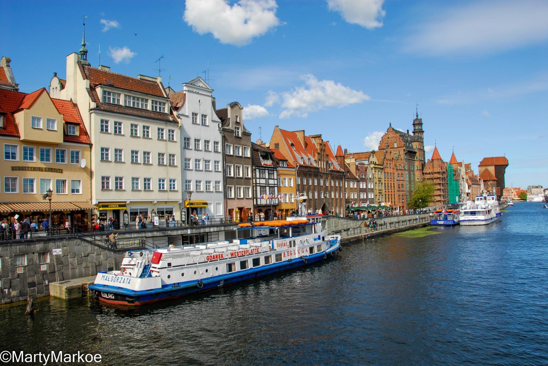 Gdansk-Waterfront