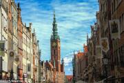 Gdansk-Dluga-Street-Town-Hall