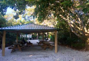 gulfside city beach pavilion