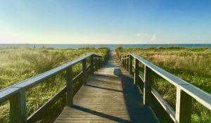 gulfside city park beach path