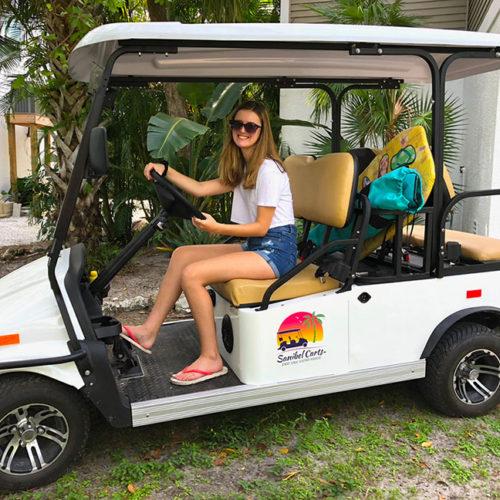 4 Passenger Cart