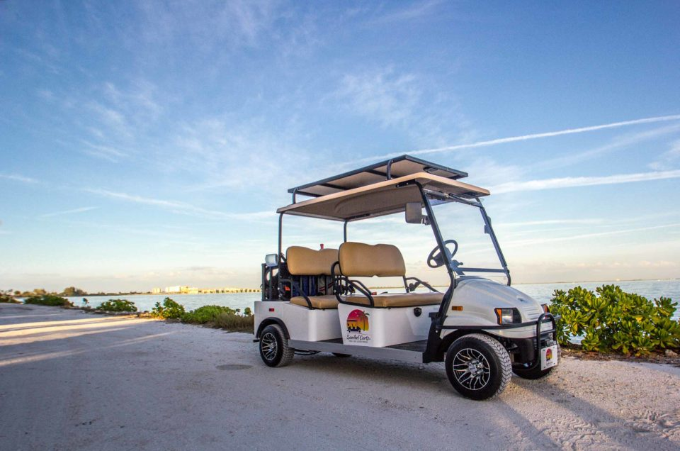 How to Rent a Street-Legal Golf Cart on Sanibel and Captiva Islands